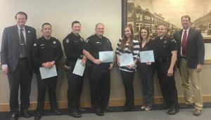 County honors staff for finding missing children