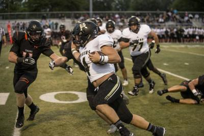 Noah Cortes' six-touchdown, 200-yard first half leads Broken Arrow to 63-7 win over Norman High