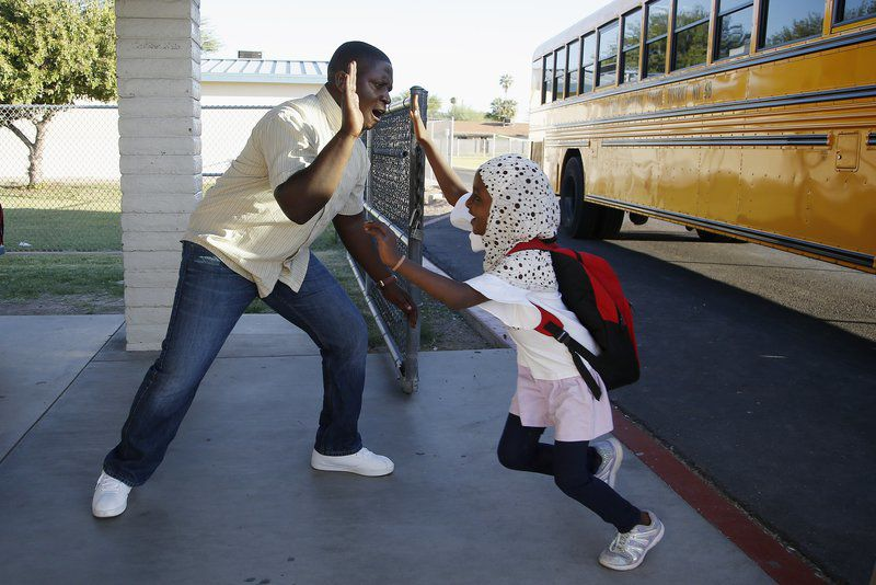 Schools teach refugee, migrant kids skills to succeed in U.S.