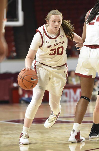 4607d4ca6846 Sooners dig too deep of a hole with sluggish offensive start against DePaul