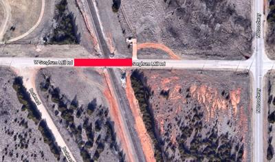 Sorghum Mill Roadwork