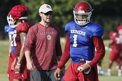 newest 41917 d4ef7 OU football: Lincoln Riley approaching decision day for ...