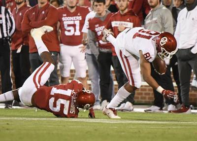 Oklahoma's newcomers will get their chance in preseason camp
