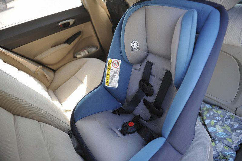 Child Car Seat Checkup event planned in Eureka