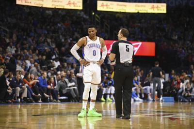 HORNING: Russell Westbrook, agitator and agent of change