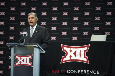 Big 12 football: Bob Bowlsby says expansion not on