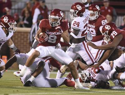 OU football: Expectations high around Oklahoma freshmenWRs Theo Wease, Trejan Bridges, Jadon Haselwood