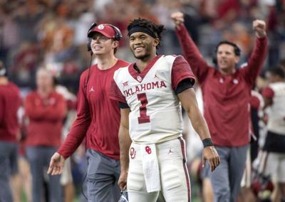 23aa4eb735d Kyler Murray declares for NFL Draft | Oklahoma | normantranscript.com