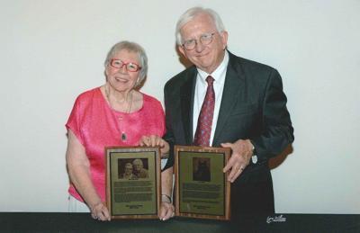 Norman couple named to Appaloosa Racing Hall of Fame