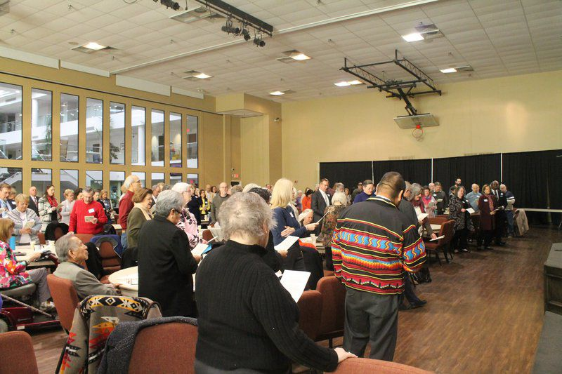 Community comes together for Mayor's Interfaith Breakfast