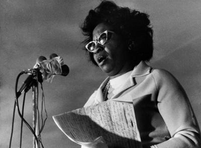 OU names African American studies department in Clara Luper's honor