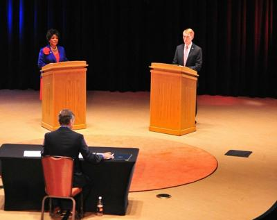 Johnson, Lankford debate for Senate seat