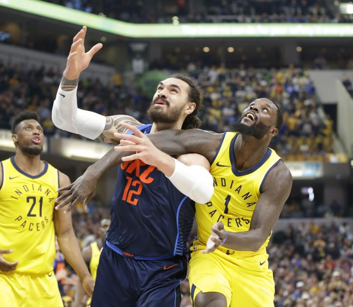 Thundernotes Adams In Concussion Protocol Kanter Thinks Thunder Are Best In West Oklahoma Normantranscript Com