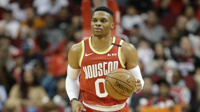 Horning: Cheer Westbrook for all he made possible by arriving, choosing to stay and choosing to leave