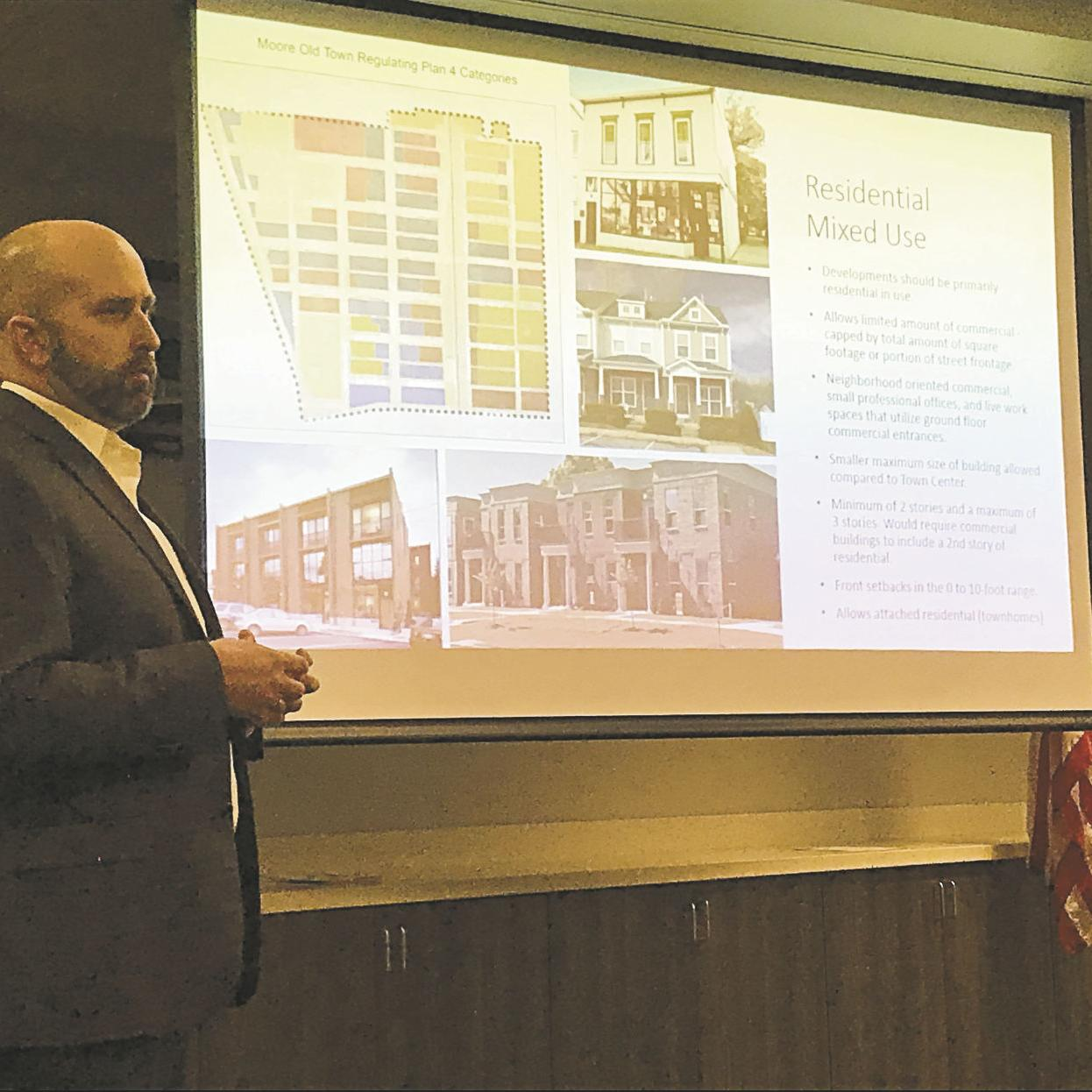 Old Town Moore's potential takes shape | News