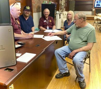 American Legion services available