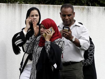 APTOPIX New Zealand Mosque Shooting