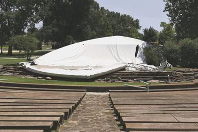Sunday Wind Damage