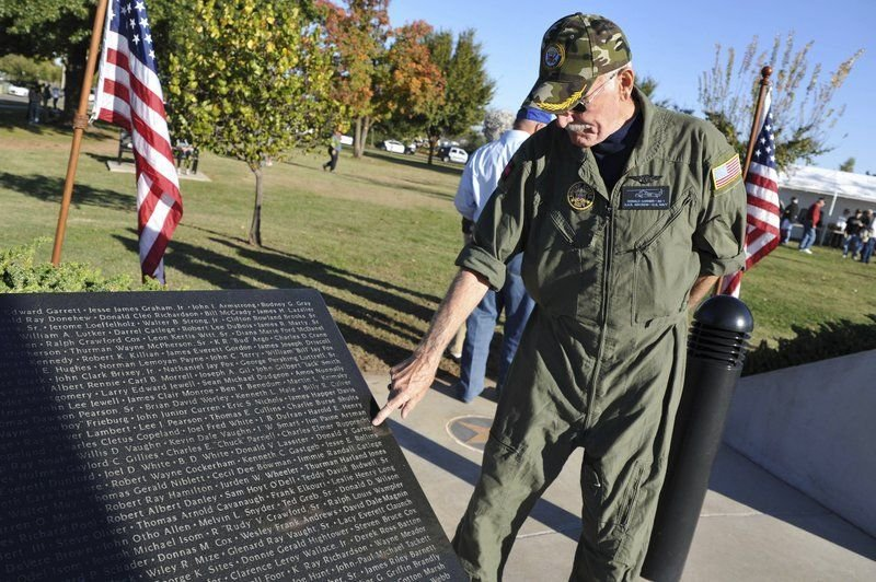 Fifth Veterans Day Of Forever War Which >> Fifth Annual Veterans Day Ceremonies Salute Military Members