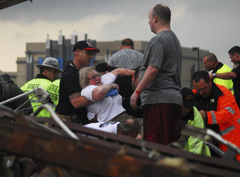 Moore continues to build city after 2013 tornado