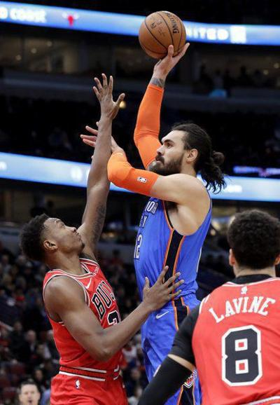 OKC THUNDER:Extreme versatility, even a path to the playoffs could be available
