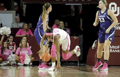 K-State strikes from distance torecord first win in Norman in 11 years