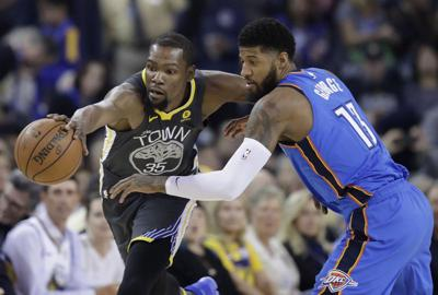 Horning: Trying to understand where Durant's coming from isn't easy