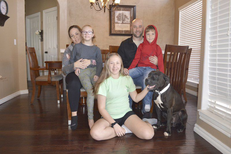 Girl petitions to get family dog