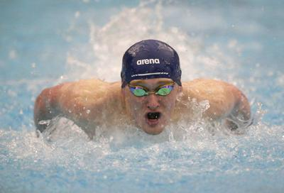 State swim meet: Norman North's Daniel Wilson closes prep career by shattering records
