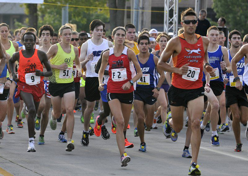 Brookhaven Run is record-setting 5K course | Entertainment ...