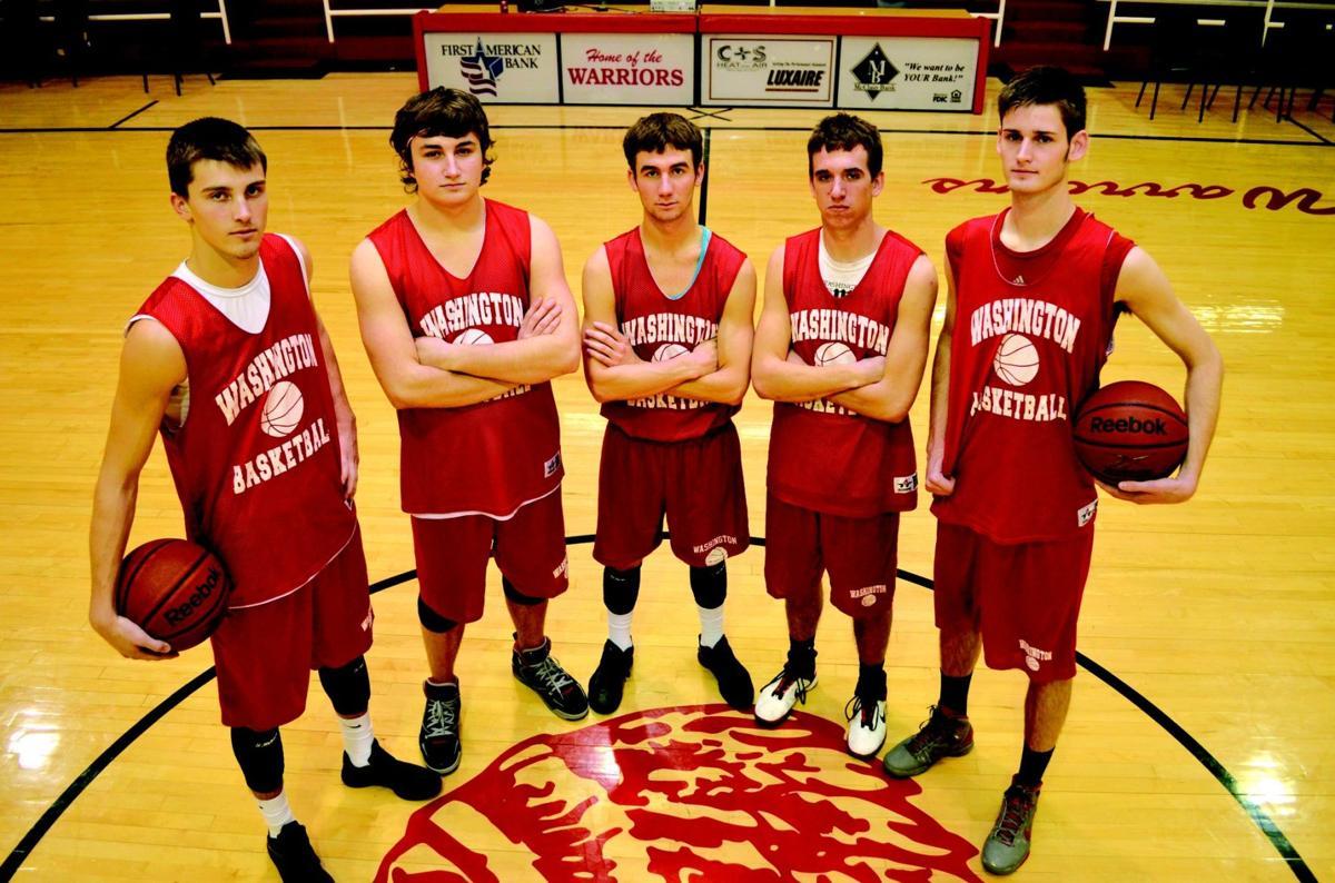 Washington High Schoo Basketball