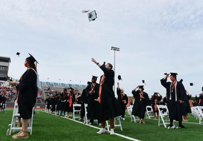Norman High 2020 graduation