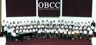 Oklahoma Children's Chorus to perform at First Baptist Norman