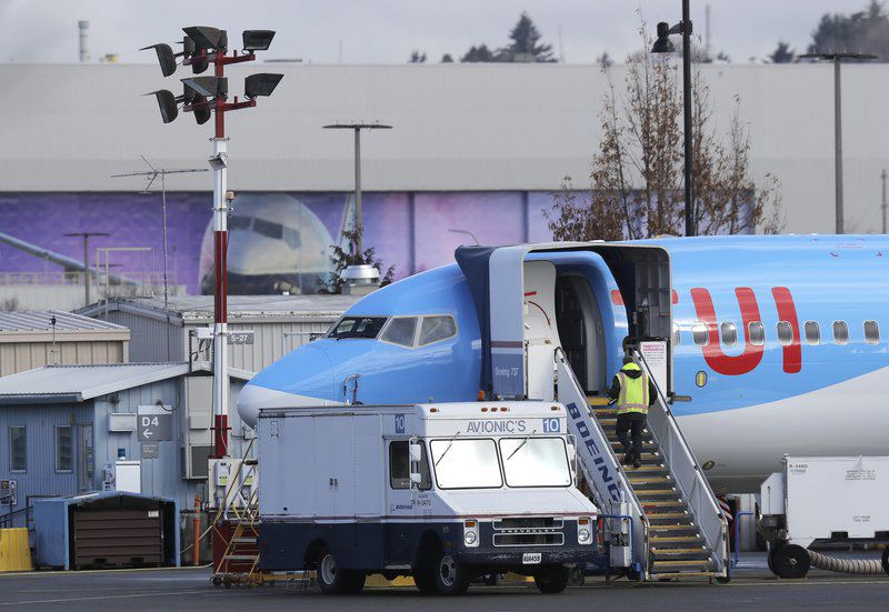 U.S. grounding of Boeing jet shows limits of company's clout