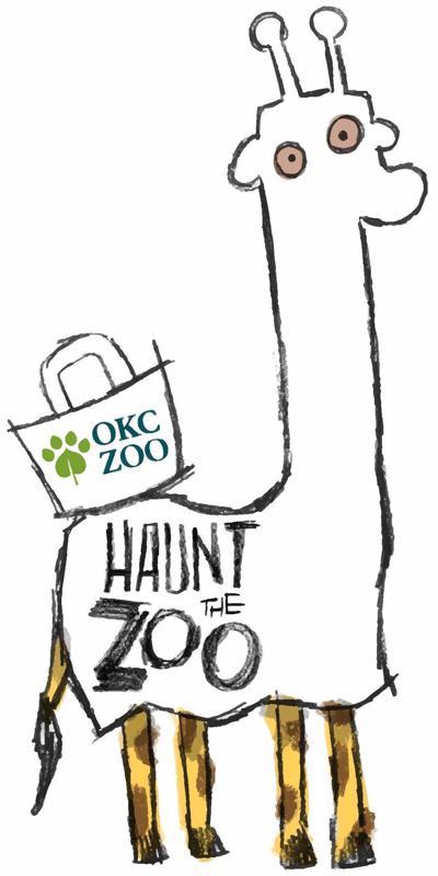Haunt the Zoo logo