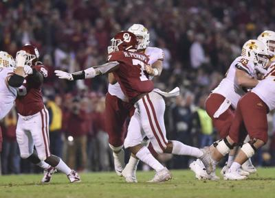 OU football: Oklahoma leaning on defensive end Ronnie Perkins for its pass rush