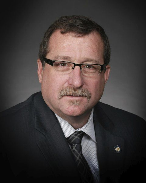 McBride, Hasenbeck attend Board of Regents meeting