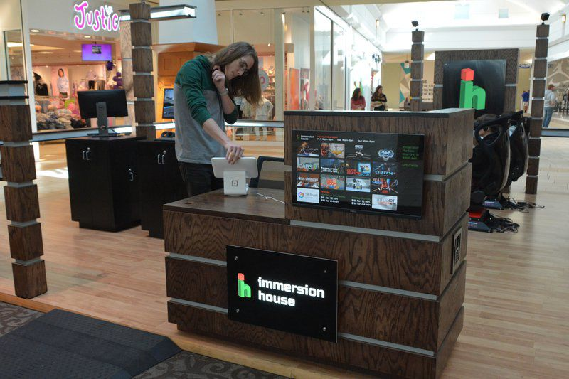 Mall dynamics changing