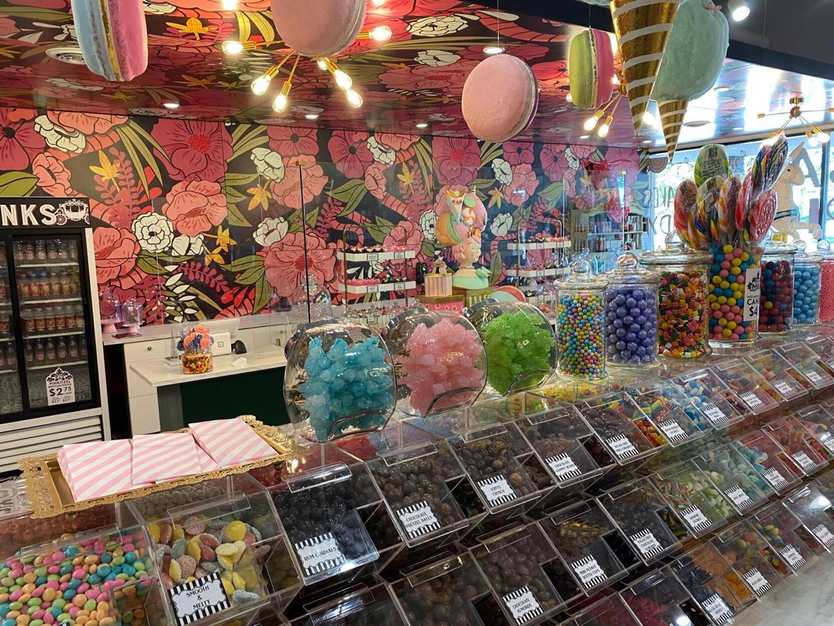 Pinkitzel Candy
