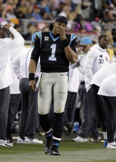 Cam Newton struggles in Super Bowl 50 loss to Broncos  f79dfcae1