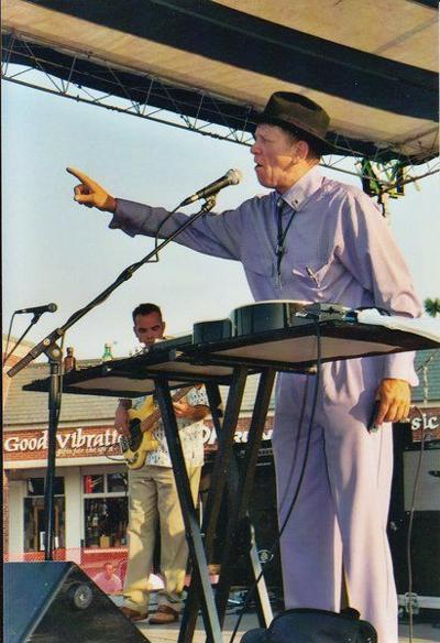 Watermelon Slim returns for Winter Wind show at The Depot