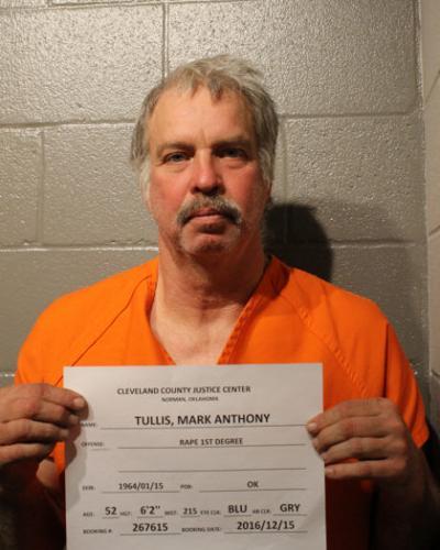 Cleveland County Sheriff detectives arrest sex offender on rape