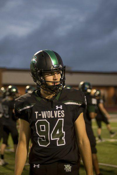 Norman North football: For one season, Sam Kolar follows in football footsteps of his older brothers