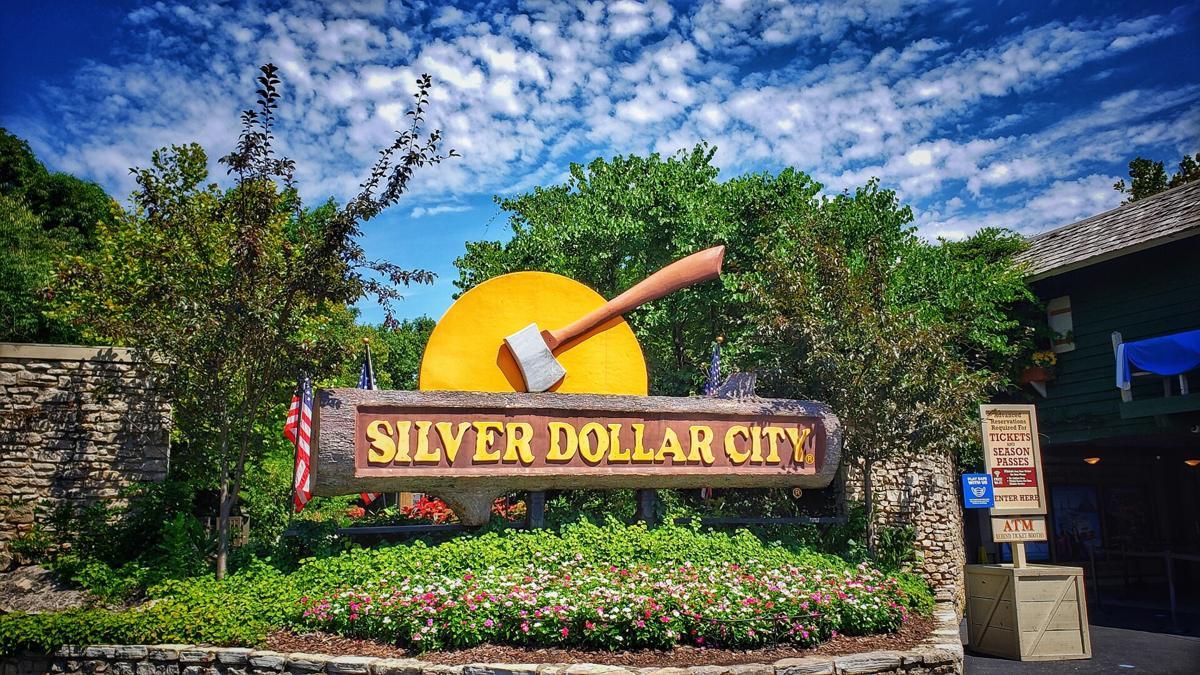 Silver Dollar City entrance