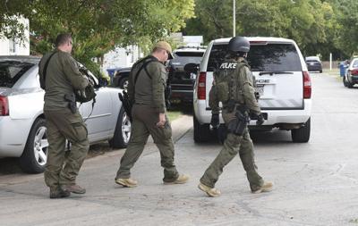 Armed man surrenders after Sunnylane Road standoff