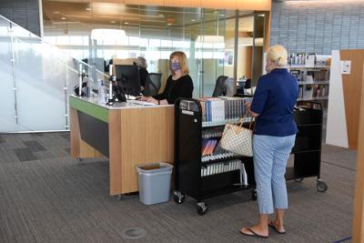 Norman Public Library back open