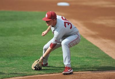 OU v Baylor Big 12 baseball
