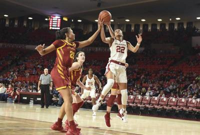 OU women's basketball: Sooners still searching for leadership heading into Bedlam
