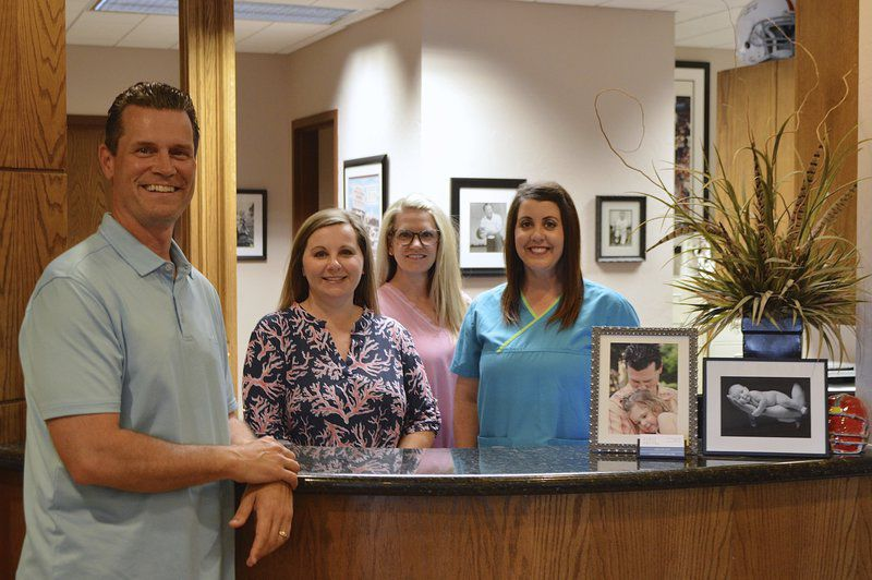 cb0240085 Dentist celebrates two decades serving Norman families