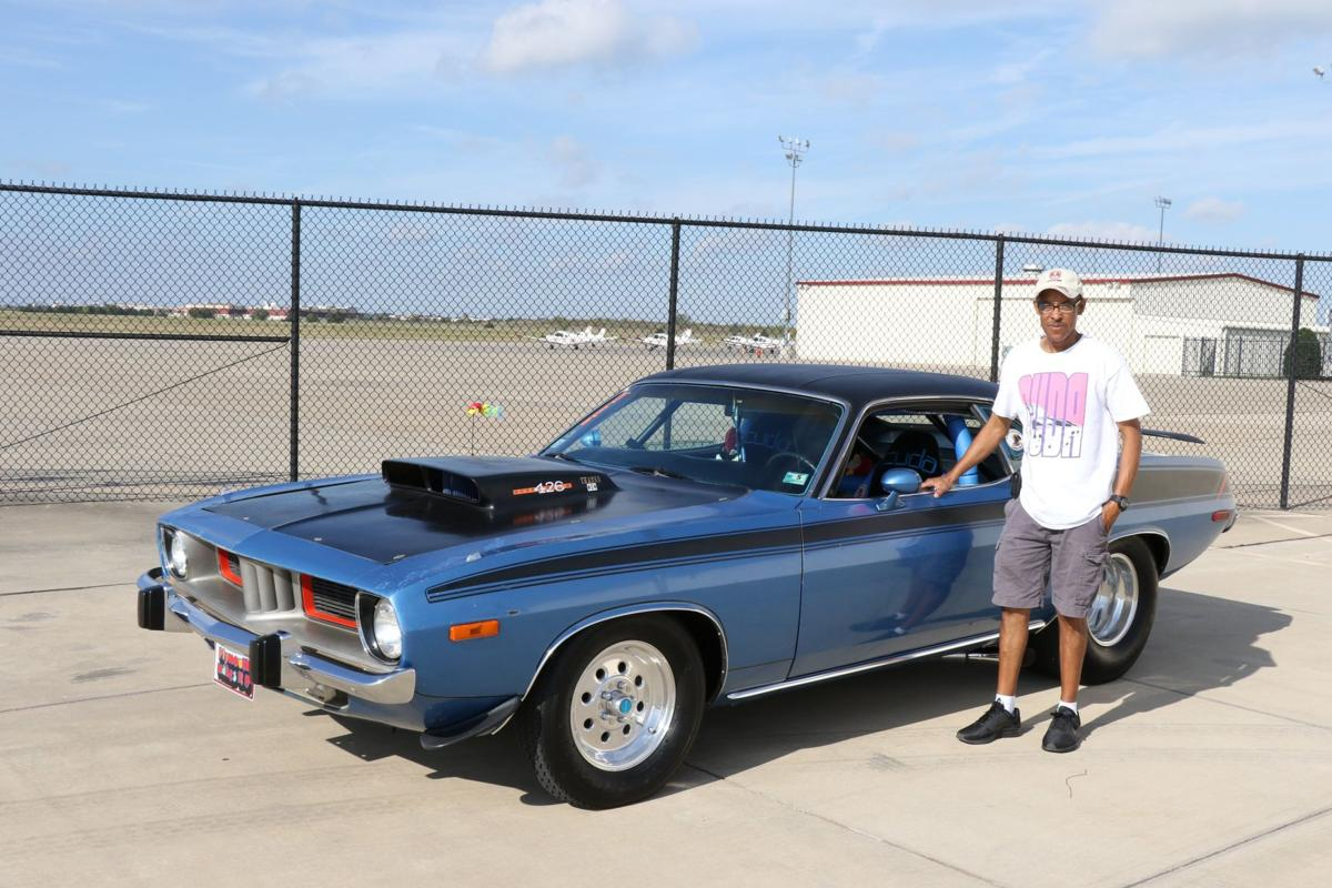 Muscle car still flexing after 45 years   Columns   normantranscript.com
